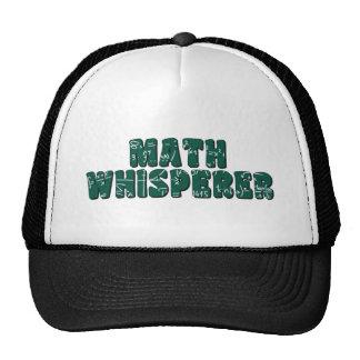 Math Whisperer Trucker Hat
