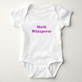 Math Whisperer Infant Creeper