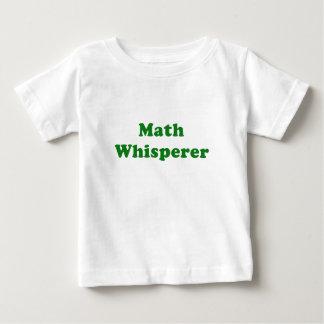Math Whisperer Infant T-shirt
