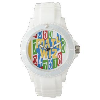 Math Wiz Watches