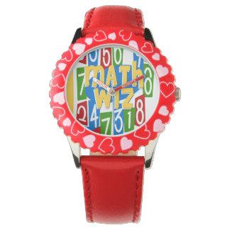 Math Wiz Wristwatch
