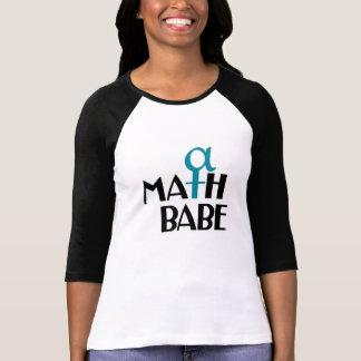 Mathbabe snarky t-shirt
