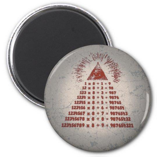 Mathemagic Magnet