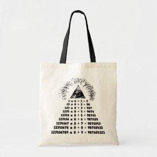 Mathemagic Tote Bag