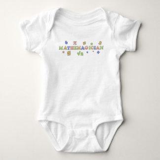 Mathemagician Baby Bodysuit