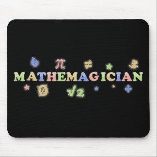 Mathemagician Mouse Pad
