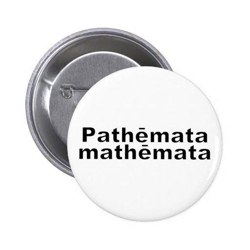 Mathemata padecimientos Pathemata son enseñanzas H