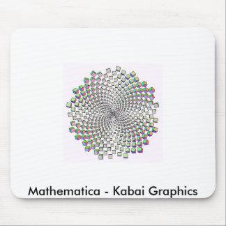 Mathematica - Kabai Graphics Mouse Pad