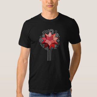 Mathematica Spikey T-shirt Alpha