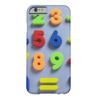 Mathematical magnets barely there iPhone 6 case
