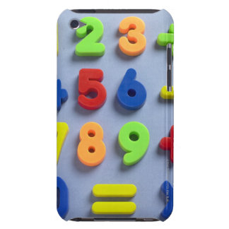 Mathematical magnets iPod touch cover