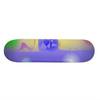 Mathematical Planet Skateboard