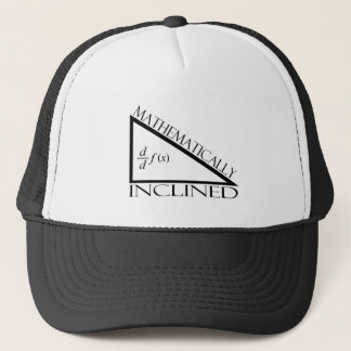 Mathematically Inclined Trucker Hat