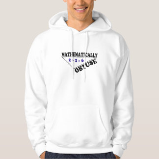 Mathematically Obtuse Hoody