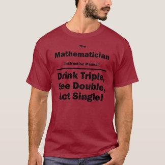 mathematician T-Shirt