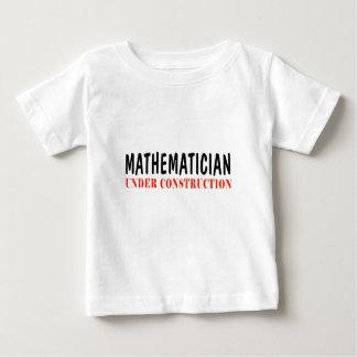 Mathematician _ under construction shirt