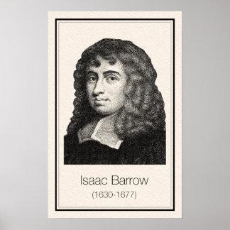 Mathematicians - Barrow Poster