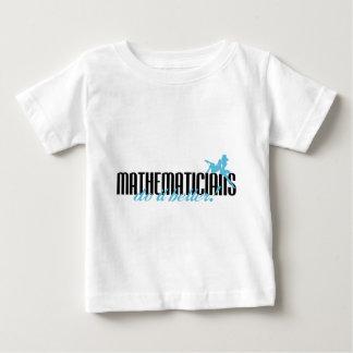 Mathematicians Do It Better! Baby T-Shirt