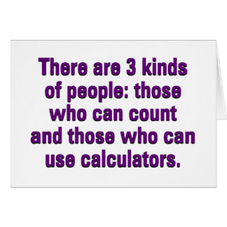 Mathematics can improve your ability to count cards
