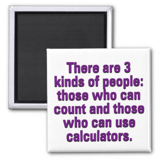 Mathematics can improve your ability to count magnet