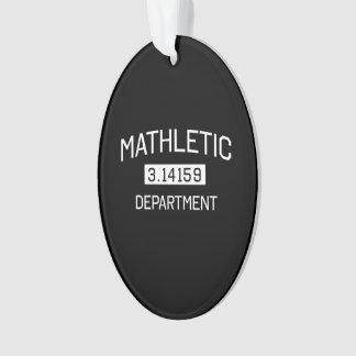 Mathematics Department Ornament