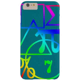 Mathematics Design Barely There iPhone 6 Plus Case
