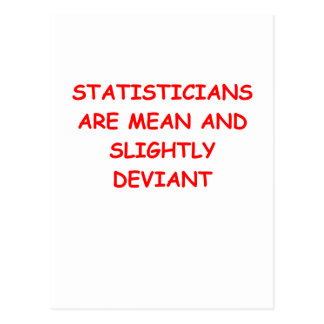mathematics postcard