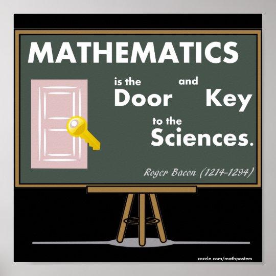 Math Success Quotes: Mathematics Posters Quotes