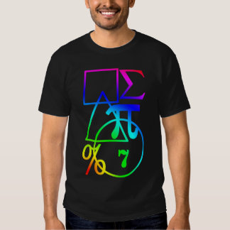 Mathematics T Shirt