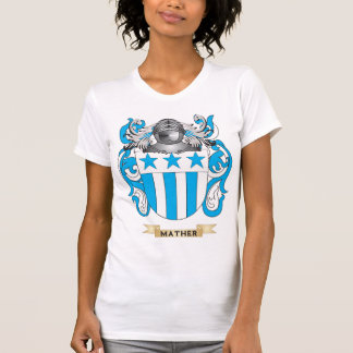 Mather Coat of Arms (Family Crest) Tee Shirt