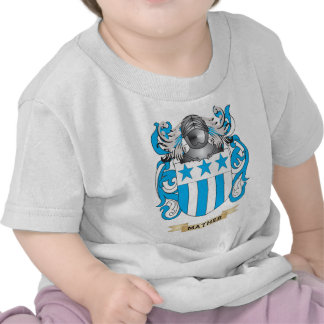 Mather Coat of Arms (Family Crest) Tee Shirts