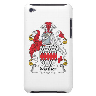 Mather Family Crest Case-Mate iPod Touch Case