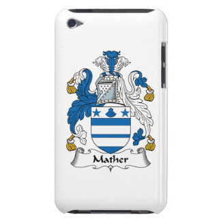 Mather Family Crest Barely There iPod Case