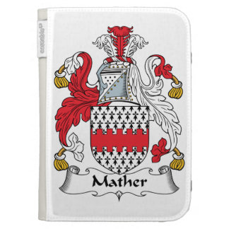 Mather Family Crest Kindle 3G Case