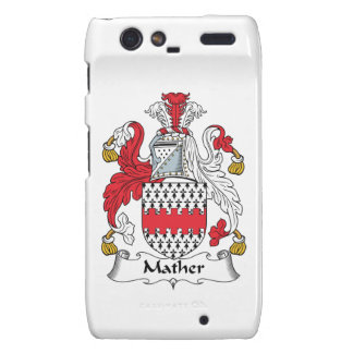 Mather Family Crest Droid RAZR Cover