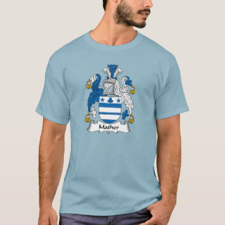 Mather Family Crest T-Shirt
