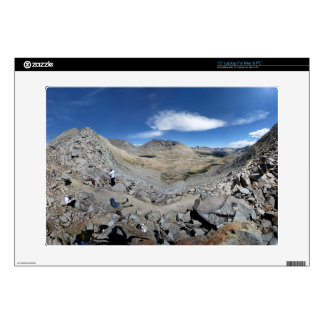 "Mather Pass Panorama - John Muir Trail 15"" Laptop Skin"
