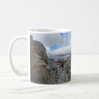 Mather Pass Storm - John Muir Trail - Sierra Coffee Mug