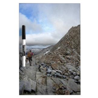 Mather Pass Storm - John Muir Trail - Sierra Dry-Erase Board