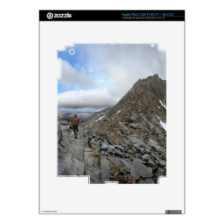 Mather Pass Storm - John Muir Trail - Sierra iPad 3 Decals
