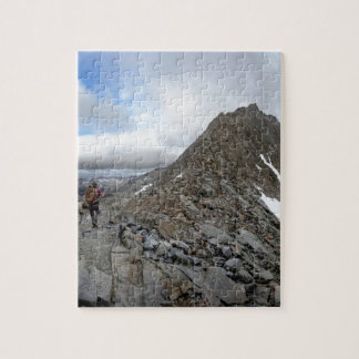 Mather Pass Storm - John Muir Trail - Sierra Jigsaw Puzzle