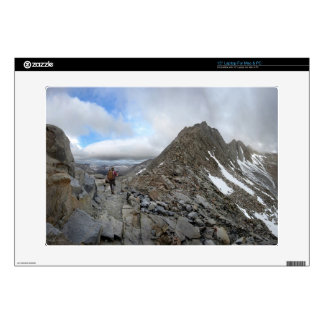"Mather Pass Storm - John Muir Trail - Sierra Skin For 15"" Laptop"