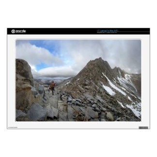 Mather Pass Storm - John Muir Trail - Sierra Skins For Laptops