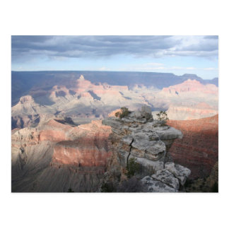 Mather Point at Grand Canyon Postcard