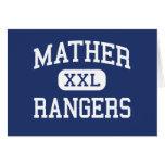 Mather - Rangers - High School - Chicago Illinois Card