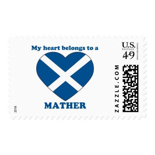 Mather Stamp