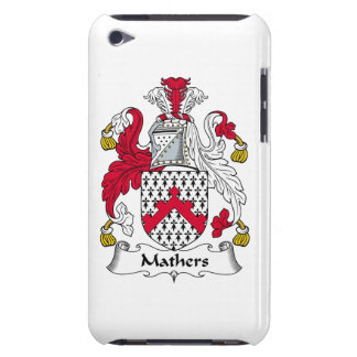Mathers Family Crest iPod Touch Covers