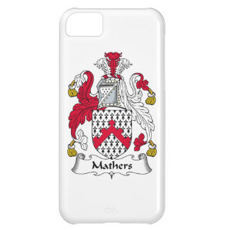 Mathers Family Crest iPhone 5C Covers