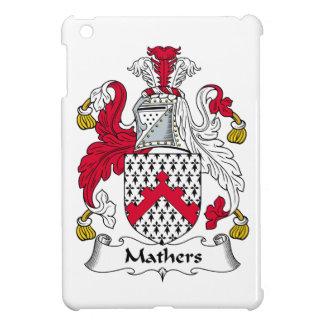 Mathers Family Crest iPad Mini Cases