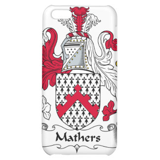 Mathers Family Crest iPhone 5C Case